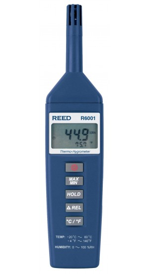 Thermo-hygrometer R6001