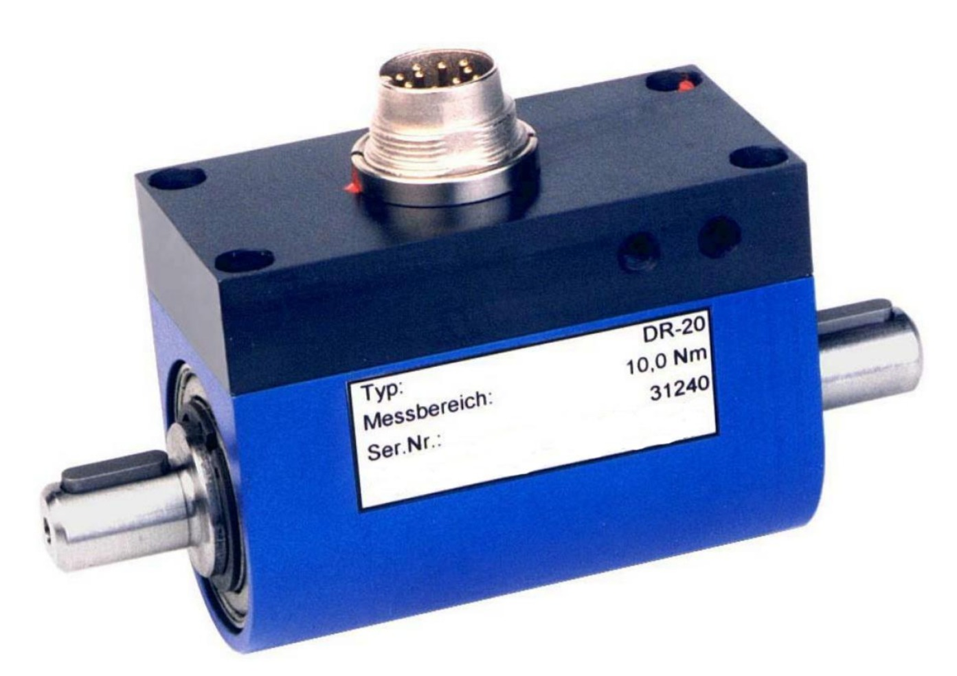 Dynamic torque sensors (with slipring) DR-20