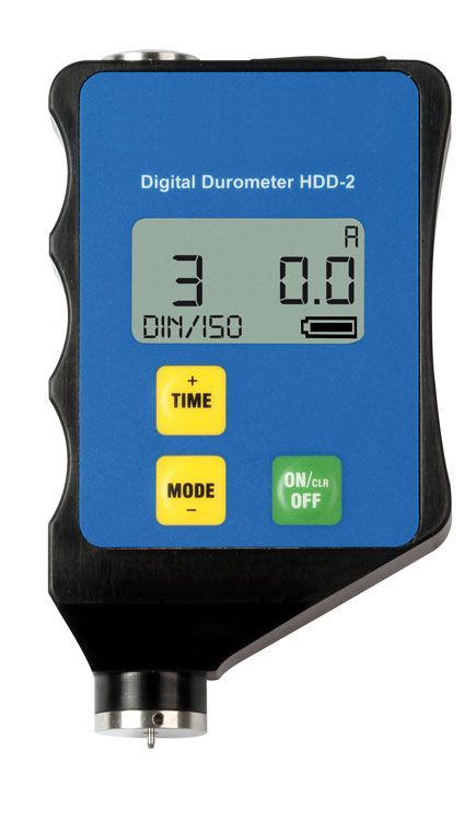Digitale hardheidsmeter HDD-2